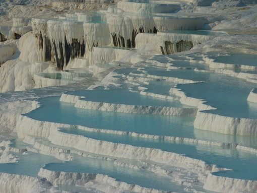 Keep going farther after Pamukkale's pools