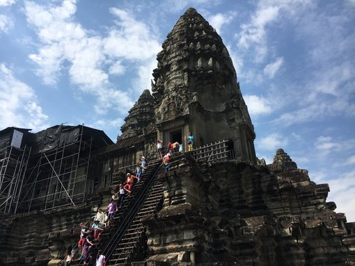 Angkor Wat - The Jungle Temple