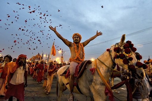 Kumbh 2019 - world's largest religious festival