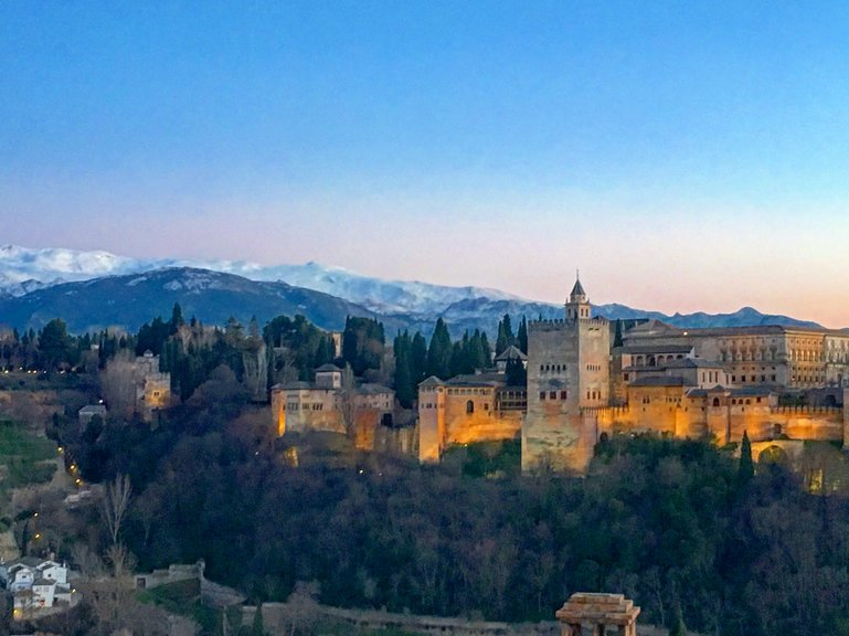 Granada, Spain - the Alhambra (photo by me)