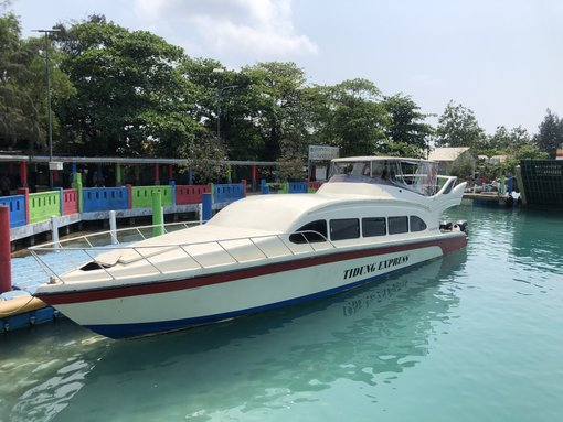 How to get to Tidung