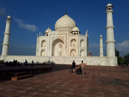 Accessible holidays in India for Wheelchair travellers