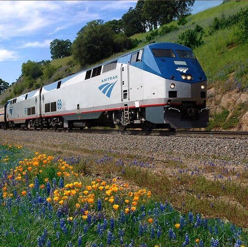 5 reasons to take a trip using Amtrak