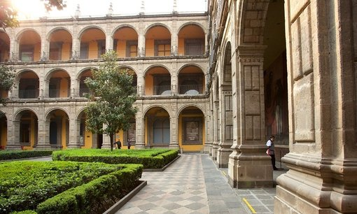 History of Art in Mexico City