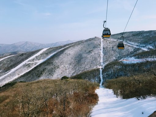 Ski in South Korea: Olympic Standards with a Cheap Price Tag