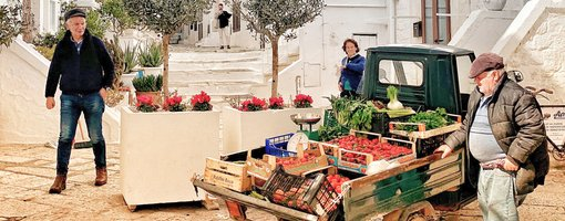 Puglia Know How | Holiday Like a Local - 5 Top Tips