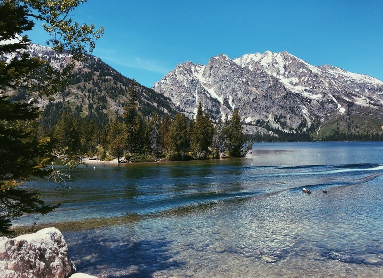Seven Glorious Stops in Grand Teton National Park You Need ...