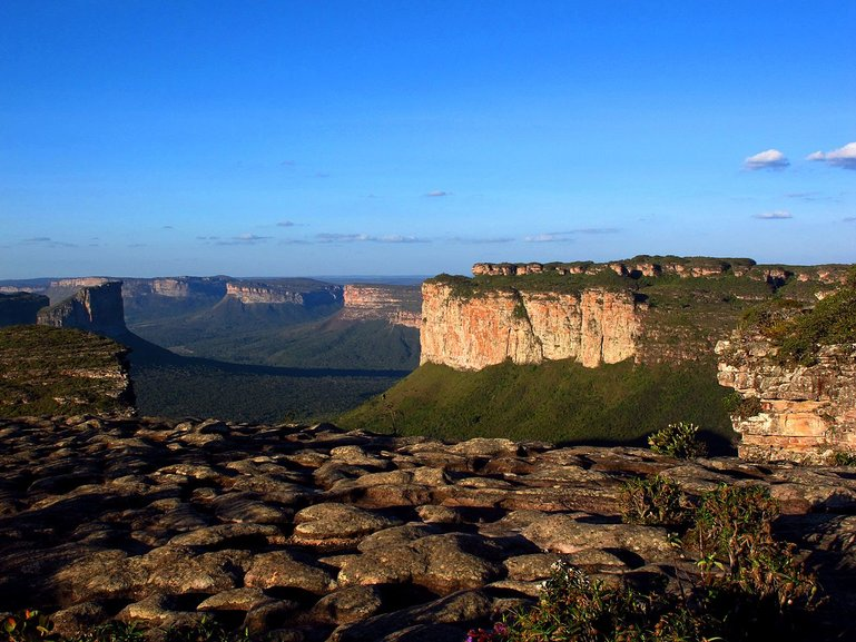 Chapada Diamantina National Park (photo credit in the bottom of the page)