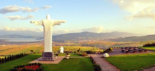 The Biggest Statue of Christ in Central Europe - Slovak Rio de Janeiro