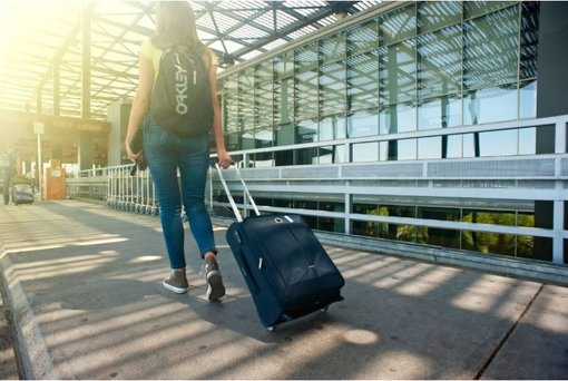 Check your airline's carry-on bag policy