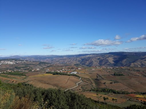 Hiking in Douro Valley